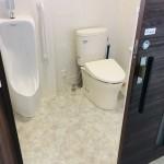トイレ改修後中